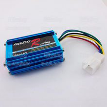 DIO Racing AC CDI Ignition Box Blue for 50cc Elite Moped scooter ATV Quad Buggy Go Kart Motorcycle Motocross