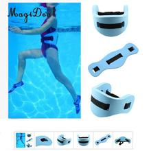 MagiDeal Water Aerobics Kits Floating Foam Swimming Belt/Aquatic Dumbbell Swimming Aqua Jogging Fitness Hydrotherapy Training(China)