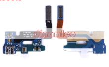 1Pcs Reboto Replacement Ribbon For Sam*sung Ga*laxy Note 2 N7100 Micro USB Dock Connector Charging Charger Port Flex Cable(China)