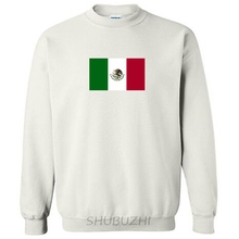 Mexico 2017 hoodies men sweatshirt sweat new streetwear socceres jersey footballer tracksuit nation Mexican flag fleece MX MEX(China)