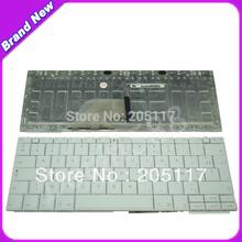 "New FOR Apple 12"" iBook G4 Series French Keyboard FR Clavier White(China)"