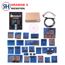 DHL Free OEM orange5 programmer orange 5 programmer high quality and best price on stock now with full adapter and software(China)