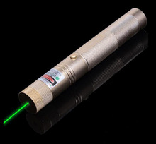 Buy Hot Sale 303 532nm 50000mw Green Laser Pointer Red Laser Torch 2keys range 10000m adjust burn match for $9.90 in AliExpress store