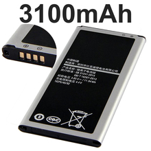 3100mAh EB-BJ510CBC Mobile Phone Battery for Samsung Galaxy J5 2016 Edition j5109 j5108 J510 Phone