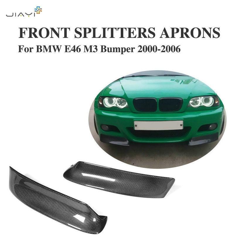 M-TECH II STYLE BUMPER w// CLEAR FOGLIGHTS FOR 2000-2006 BMW E46 3-SERIES 2DR