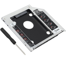 Unibody-Caddy Macbook SSD Hard-Drive Sata-Hdd for Pro 13-15--17-2009 2nd-Second