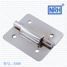NRH8309 Luggage and bags Hinge Support hinge Iron hinges Detachable hinge(China)