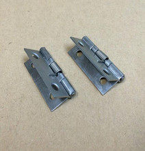 1.5inch 304 stainless steel spring hinge industrial equipment 38mm small hinge X20(China)