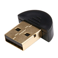 Mini Wireless USB Bluetooth 4.0 Adapter Dongle For PC Laptop Win XP Vista7/ 8/10 Free Shipping H10T2