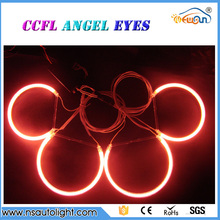CCFL angel eyes conversion kit for BMW e46 non projector 131mm & 145mm ccfl angel eye lighting e46 ccfl angel eye super bright(China)
