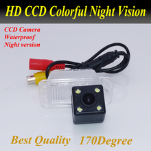 Promotion HD Car rear view Camera back up reverse For Ford Focus Hatachback/Fiesta/Mondeo/S-Max/Kuga for GPS