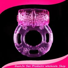 3pcs/set Vibrating Delay Ring for penis / cock Sex Toys, Sex Products, Adult Toy, penis vibrator(China)
