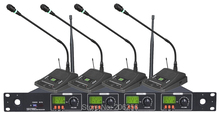 New OK-4/978 professional UHF conference four channels wireless system 4 channels multichannel conference Wireless MIC(China)