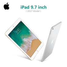 Apple iPad 9.7 inch pollice (2017 Model) wifi Model Table pc con 128gb 2048*1536 IPS Retina display A9 64bit Portable Tablet Pc(China)