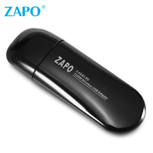ZAPO W50S USB WiFi Adapter 1200M Portable Network Router 2.4 / 5.8GHz supports Windows XP / Vista / 7 / 8 / 10 Android Linux(China)