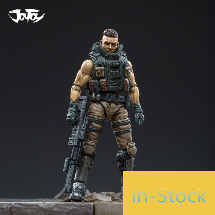 Joytoy 7.6cm Storm Group Yu Shen Jiang Army PVC Action Figure New Toy