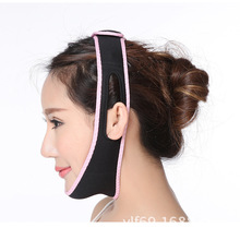 face massage tools beauty thin face mask, face to double chin correction of face massager slimming bandage cosmetic mask Korea(China)