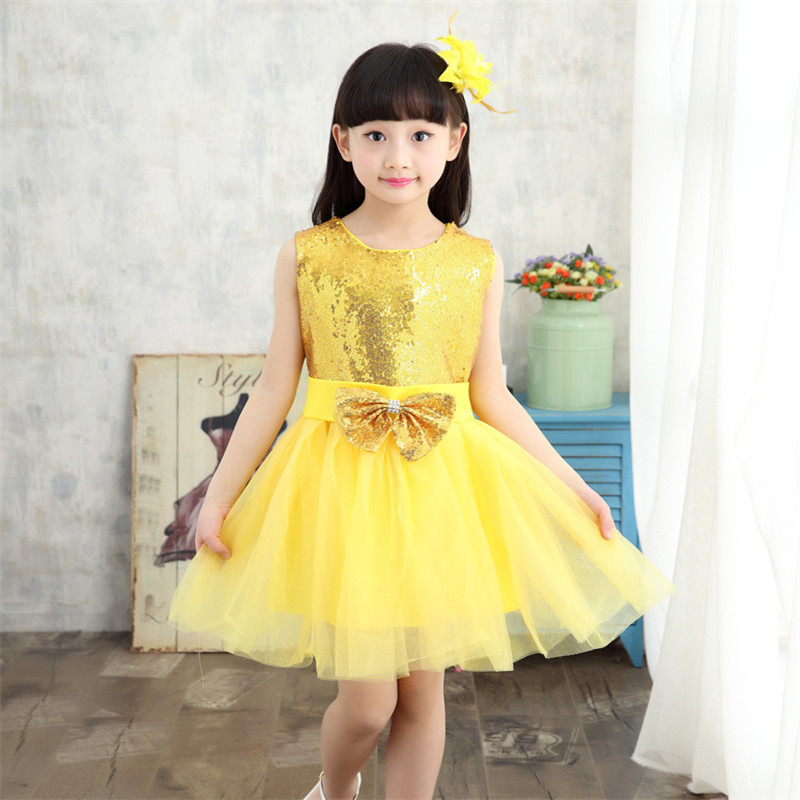New European Childrens Clothing Female Pink Princess Dress Child Wedding Dresses Girls Beautiful Clothes Cotton Bow Lace Party<br><br>Aliexpress
