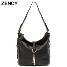 11 Colors 2017 Designer Metal Tassel 100% Real Genuine Leather Women Small Shoulder Tote Handbag Ladies Crossbody Messenger Bag(Hong Kong)