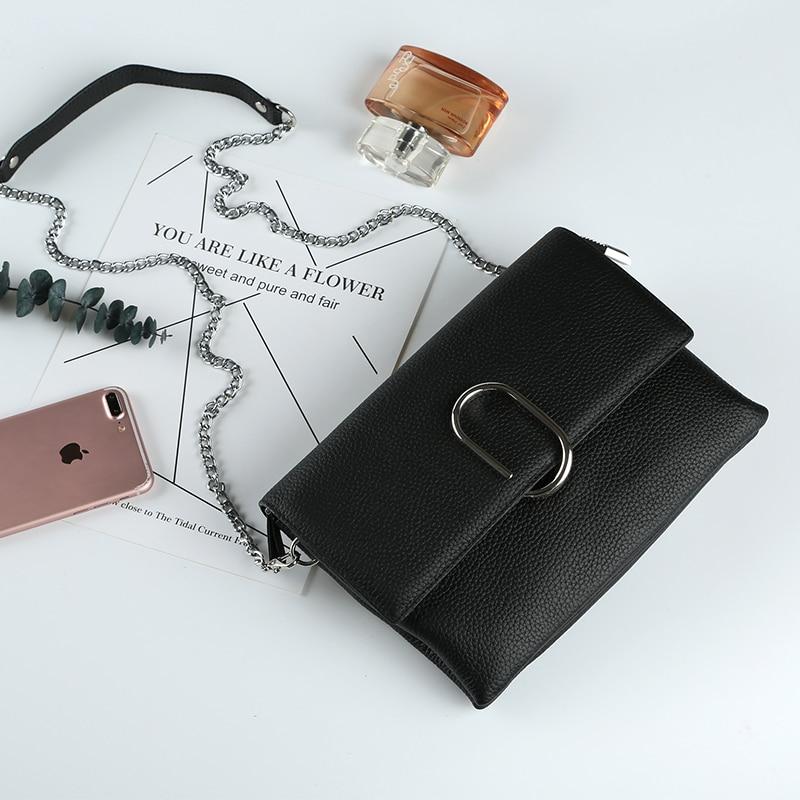 Metal hasp clutch bags women bag small shoulder handbag high quality solid color fashion handbags women bags designer <br>