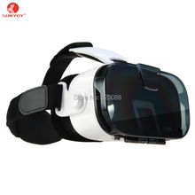 New Arrival 3D VR Glasses, Virtual reality headset For IOS, Android, Microsoft & PC phones Series within 4.0 - 6.33 Inches(China)