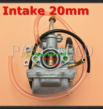 20mm Intake Carburetor for SUZUKI 110CC Motorcycle ATV Parts(China)