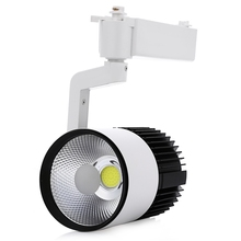 NEW 20W LED Track Lamp COB Rail Light Spotlight Adjustable led Track Light lamp for Clothes Shoes Store LED Spot Lamp Lighting