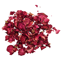 1 Bag of Dried Rose Petals Flowers Natural Wedding Table Confetti Pot(China)