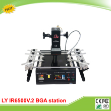 Infrared BGA machine LY IR6500 V.2 BGA soldering station bigger preheat area(China)