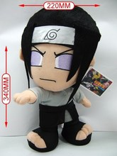 "Japanese Anime Cartoon Naruto Hyuuga Neji Plush Toy Plush Doll 12"" Christmas Gift(China)"