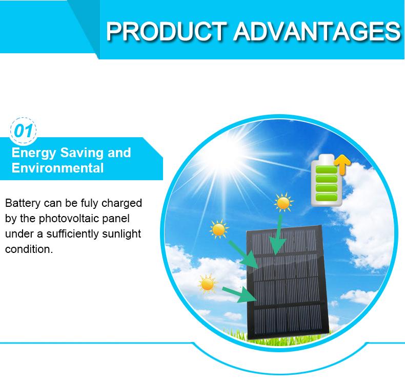 مصباح يعمل على الطاقة الشمسية 5