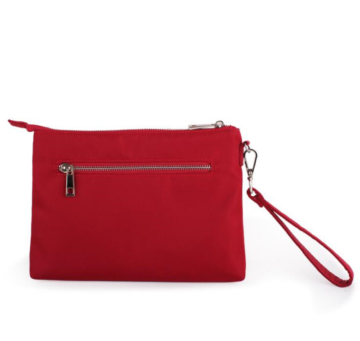 Original 2016 Casual Nylon Zipper Purses Carteira Wallet Women Men Clutch Bag Female brand  Wallet Coin Purses <br><br>Aliexpress