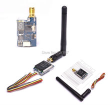 TS5823L 5.8G 200mW 48CH Mini Wireless AV Audio Transmitter Module for RC Quadcopter Drone(China)