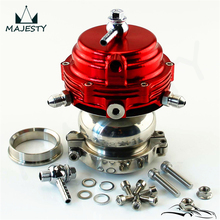 44MM CAST V-BAND TURBO MANIFOLD EXHAUST WATER COOL WASTEGATE +CLAMP(China)