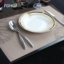4Pcs Textilene butterfly Placemat Table Cloth Dining Mat bowl pad waterproof table cloth pad slip-resistant pad Table Flag Decor