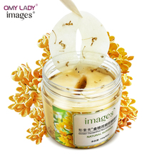 OMY LADY IMAGES Gold Osmanthus Eye Mask Collagen Eye Patches For Eye Anti-Wrinkle Remove Black Eye circleas mask Face Care mask
