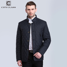 CITY CLASS New Mens Autumn Jackets And Coat Fashion Casual Slim Fit Sewing Suit Stand Collar Cotton Jacket Free Shipping 14777