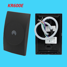 Buy KR600E Waterproof 125Khz RfId Card Reader wiegand 26 reader Door access control system Wiegand Id Slave Reader for $10.50 in AliExpress store