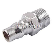 "PM30 21/32"" Inner Diameter Pneumatic Air Hose Quick Coupling Fitting"