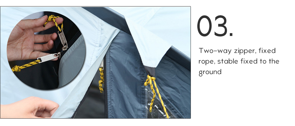 outdoor Camping tent pop up tent 6