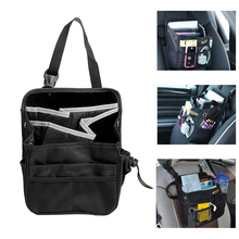 Multi-use Car Back Seat Organizer Auto Storage Hanging Bag Car-styling Oxford Stowing Tidying Universal Multi Pockets Portable(China)
