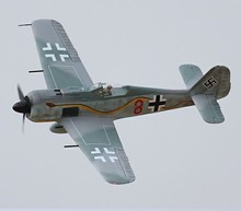 Freewing FW190 6-channel remote control airplane PNP and KIT,FW-190,FW 190