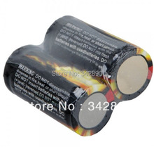 2pcs TrustFire 3.7V 880mAh 16340 Lithium Rechargeable Batteries with Cover(China)