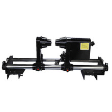 Mimaki printer Take up System Paper Collector printer paper receiver +1 motor for Roland Mimaki Mutoh plotter printer(China)