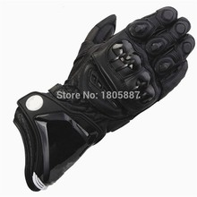 Hot selling GP PRO Motorcycle Gloves Leather Motocross Moto Road Racing Gloves Motorbike knight Protection Guantes