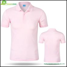 Men Cotton Polo Shirts Design Short Sleeve POLO customized printed LOGO(China)