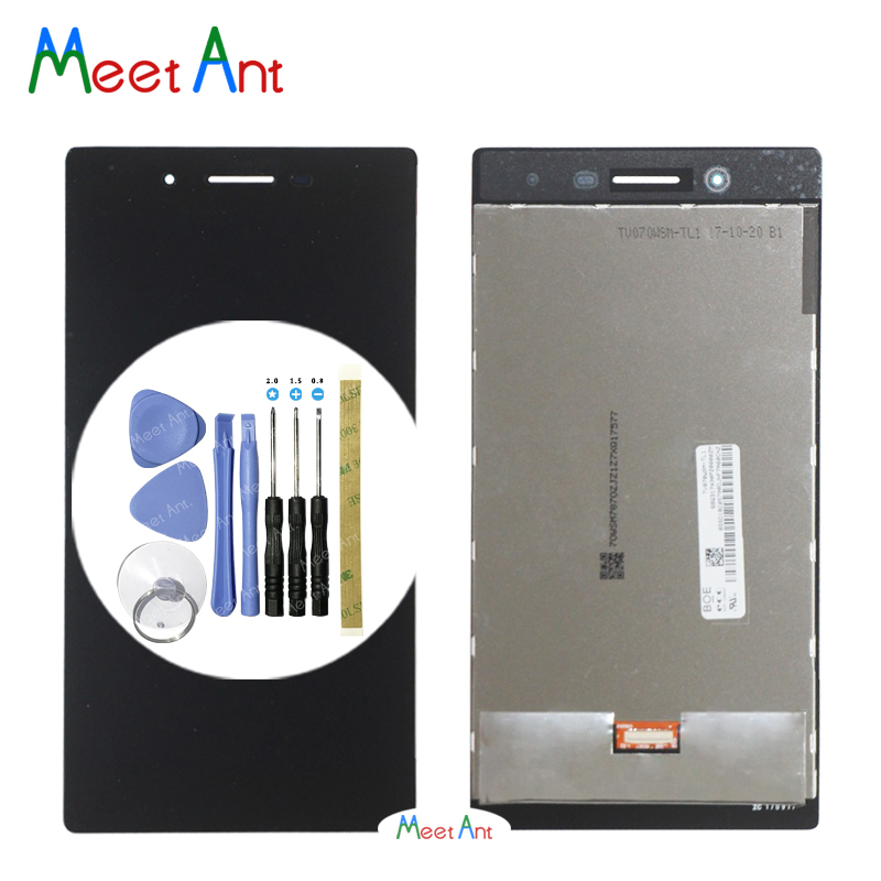 High Quality For Lenovo Tab3 3 7 730 TB3-730 TB3-730X TB3-730F TB3-730M LCD Display Screen With Touch Screen Digitizer Assembly
