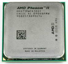 amd Phenom II X3 710 2.6Ghz L3=6MB Triple-Core Processor Socket AM3 938-pin cpu