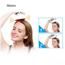 Head massager hair loss prevention body massage claw household Mini Massager Electric scalp massage(China)