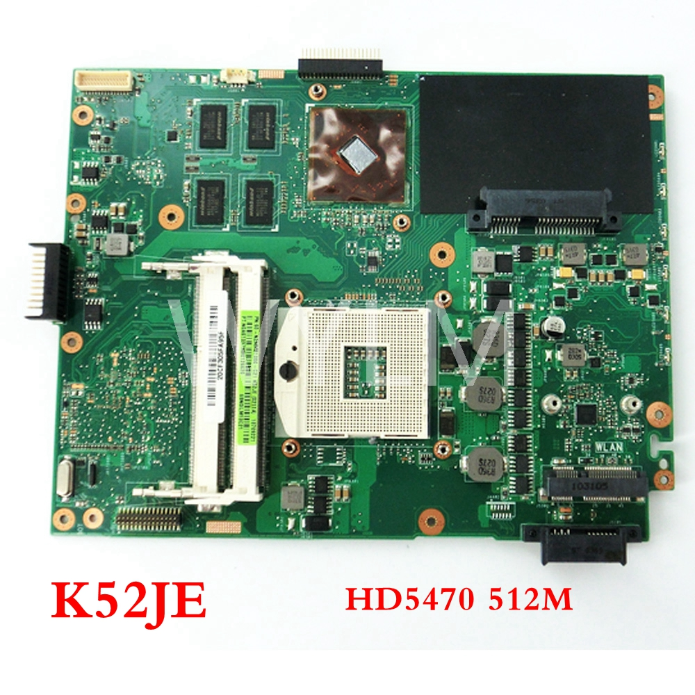 512 Mainboard X52J K52J ASUS Tested Laptop for A52j/K52j/X52j/K52jr 60-n4amb3000-a04/Tested/Working title=